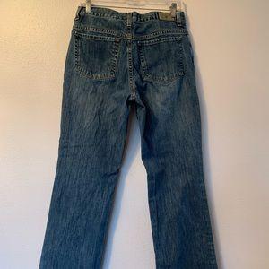 Eddie Bauer Bootcut Jeans.  Size 10